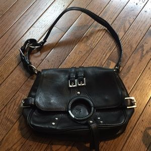 Frye shoulder purse